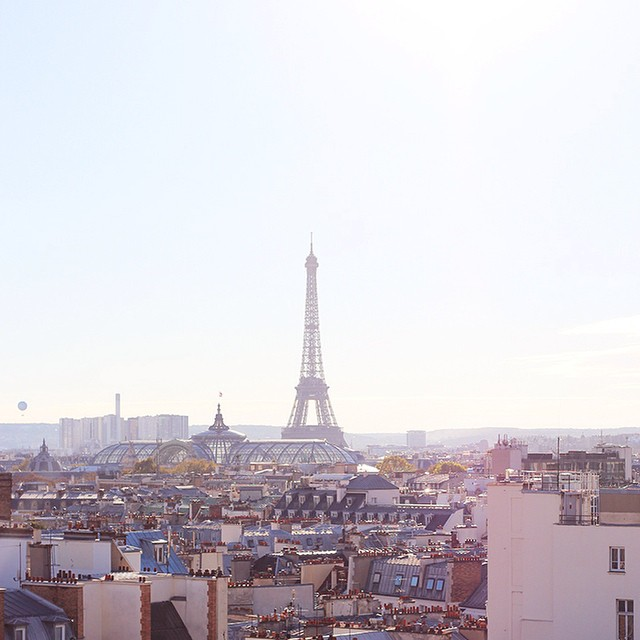 I left my heart in Paris #tbt