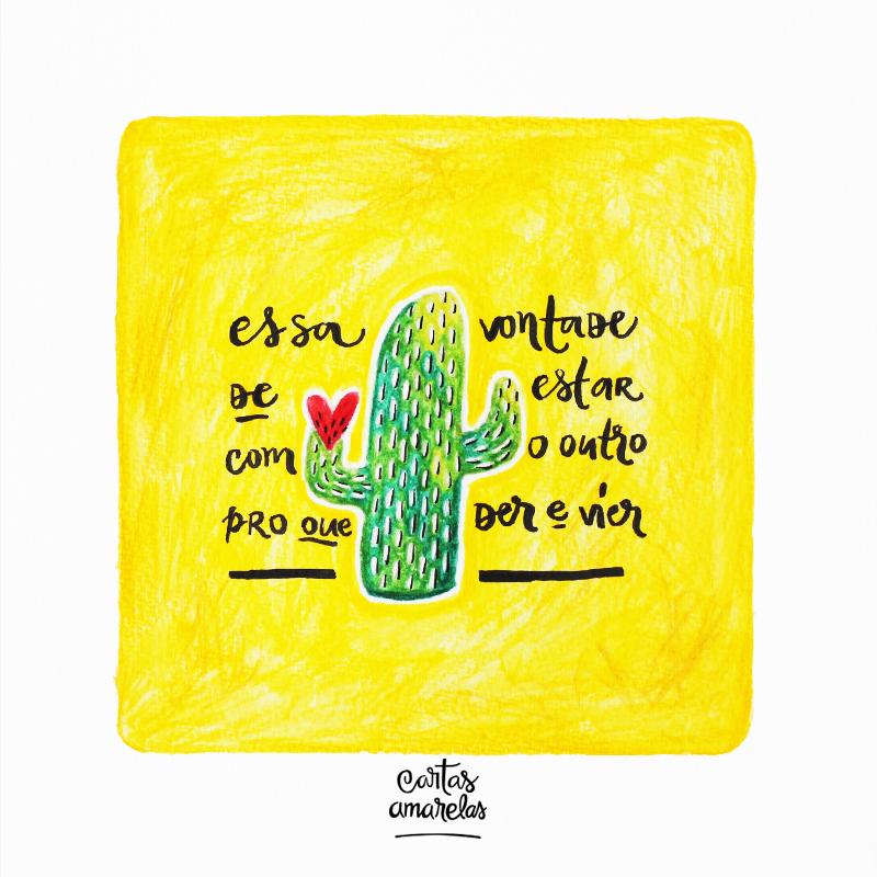 carta amarela #126 – conte comigo