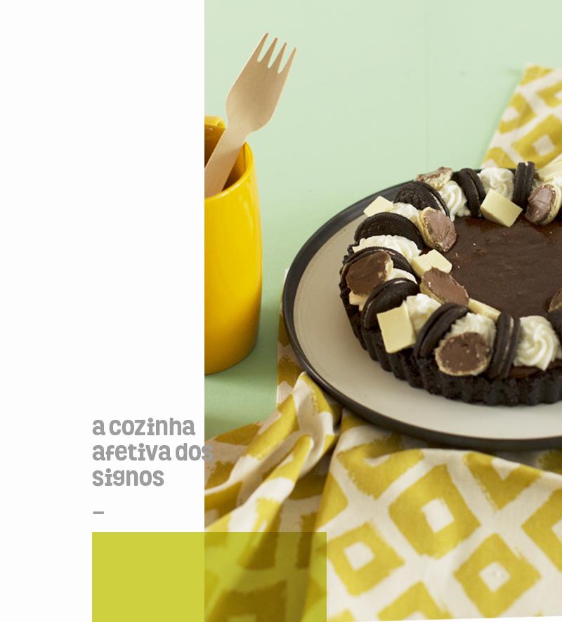 touro | torta de chocolate, caramelo e tudo o que você quiser