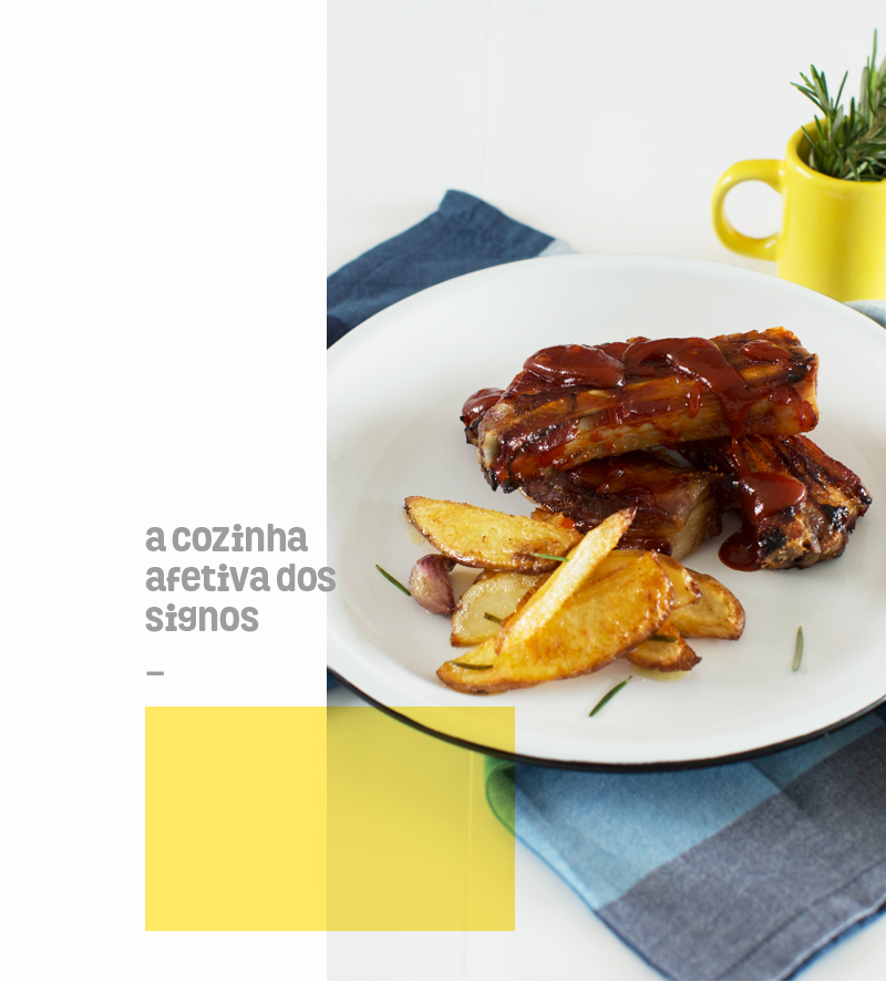 libra | costelinha justa ao barbecue honesto
