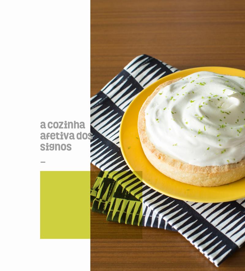 capricórnio | torta pechincha de limão